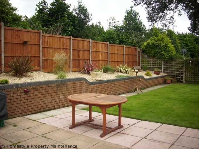 Deck pool fence images for Garden decking for sale