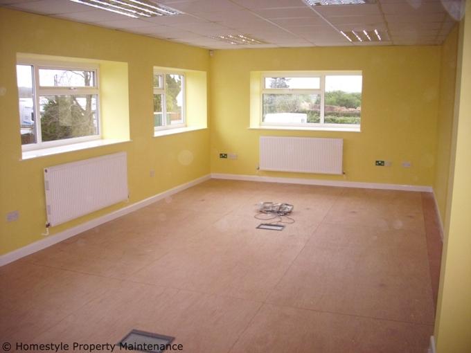 Commercial Property Maintenance In Verwood Ringwood Wimborne Ferndown Bournemouth Poole