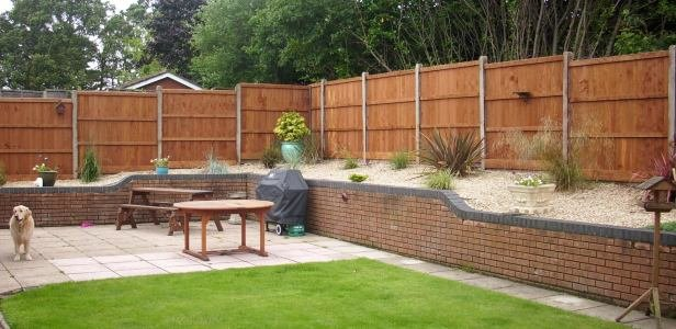 Fencing & decking in Verwood, Ringwood, Ferndown, Wimborne, Bournemouth, Christchurch, Poole & the New Forest - property maintenance, handyman & repairs - slideshow album cover